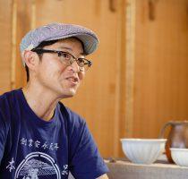 本日の主役、安田さんです!淡々とお話してくださいました。